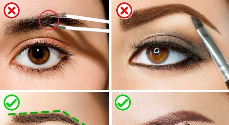 5 Eyebrow Raising Mistakes That You Make With Your Brows ...